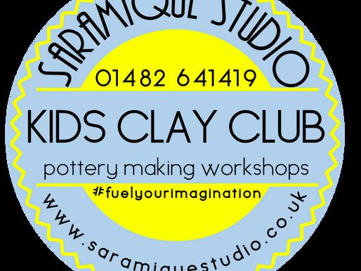 Kid's Clay Club