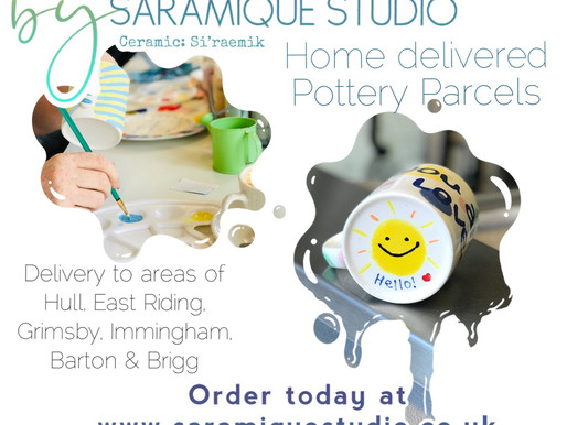 Pottery At Home by Saramique Studio
