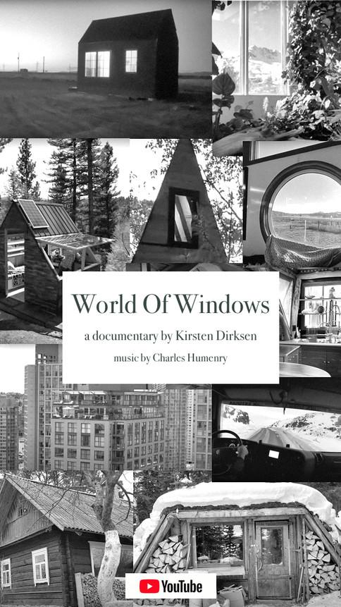 """World Of Windows"" (3 part documentary)"