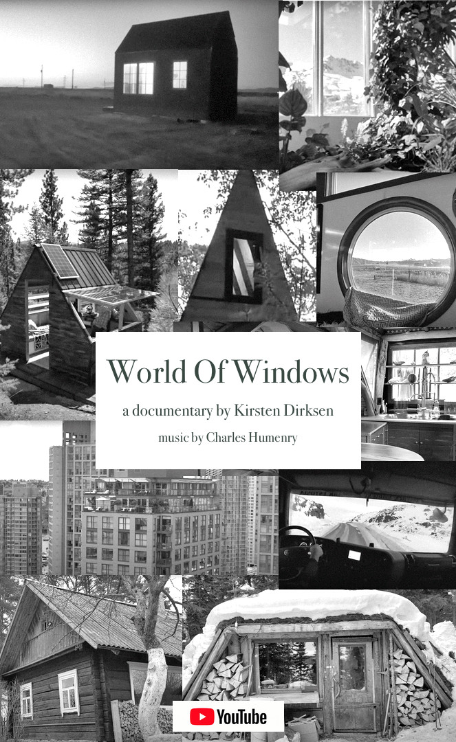 """World Of Windows"" (3 part documentary)"