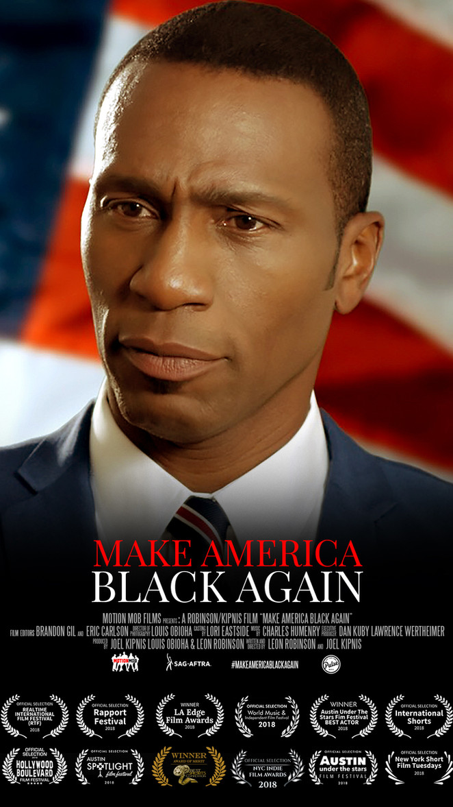 """Make America Black Again"" (short film)"