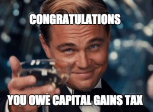 How Much of Your Capital Gains Do You Owe the IRS?