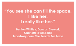 Stewart Whitley & Charlotte d'Amboise Quote