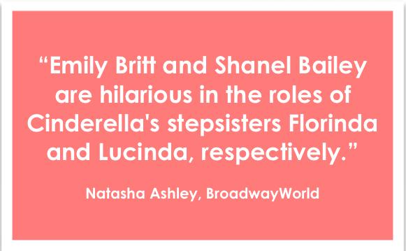 Natasha Ashley - BWW Quote