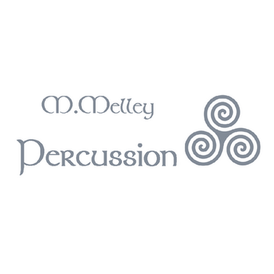 M.Melley Percussion - Logo (gray).png