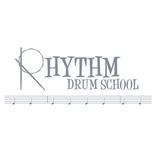 Rhythm Drum School - Logo (gray).png
