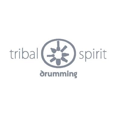Tribal Spirit Drumming - Logo (gray).png