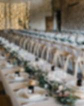 Wedding Table Set