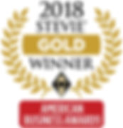2018 Stevie Gold Winner - American Busin