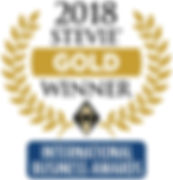 2018 Stevie Gold Winner - International