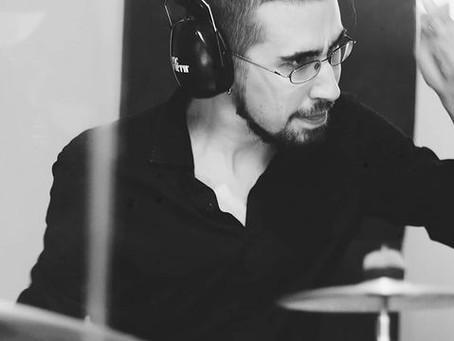 """""""É CRUCIAL UM baterista TER interesse pela produção do seu trabalho"""" marcelo aires [entrevista]"""