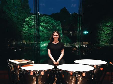 """""""O que é para ti a percussão?"""" - Uma visão da percussionista Beatriz Martinho"""