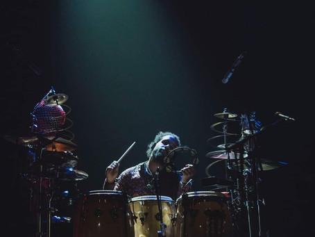 """""""O QUE É PARA TI A PERCUSSÃO?"""", A VISÃO DO percussionista Iúri oliveira"""