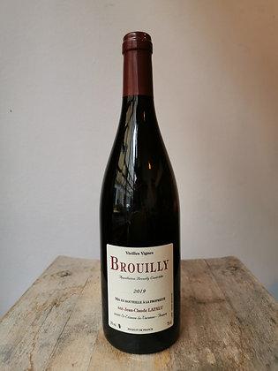JC Lapalu - Brouilly VV - 2019