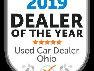 Dealerrater 2019 Dealer of the Year Award for Toy Barn