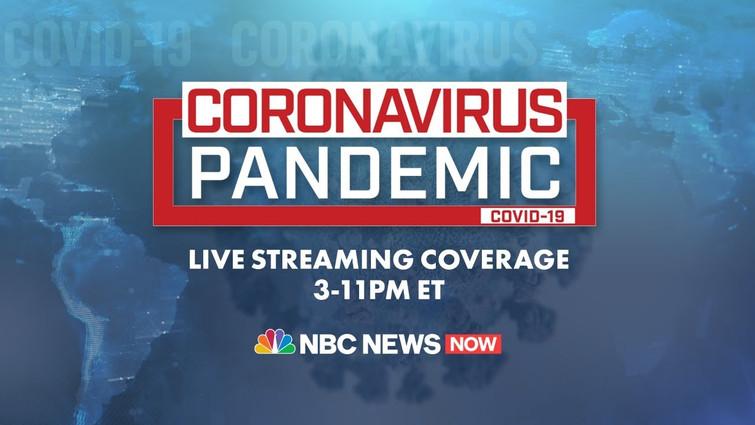 24HR LIVE CORONAVIRUS UPDATES