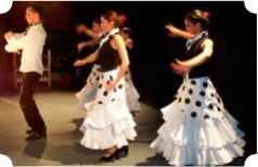 ballet Flamenco MELODY MANTEIGA
