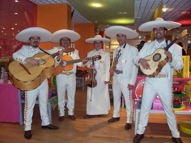 MARIACHI COROSAN DE MEXICO