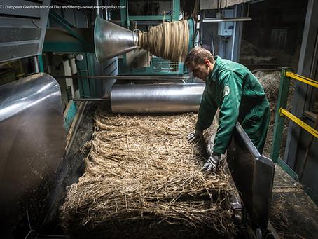 L'industrie du lin
