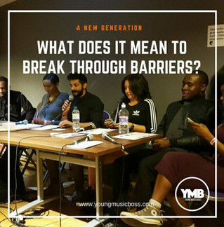 What Does It Mean To Break Through Barriers?