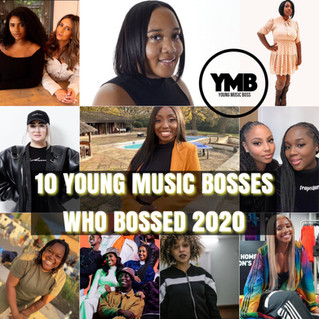 10 YOUNG MUSIC BOSSES WHO BOSSED 2020