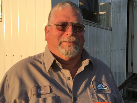 Long time employee Kenny Jones set to retire