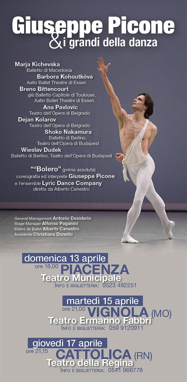 Picone & i grandi della danza