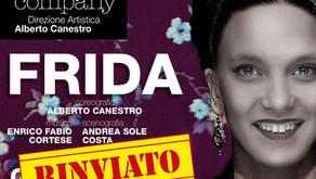 Frida, debutto al teatro Puccini