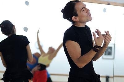 Alberto Canestro, Lyricdancestudio, Lyricdancecompany