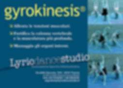Gyrokinesis, Gyrotonic, Lyricdancestudio