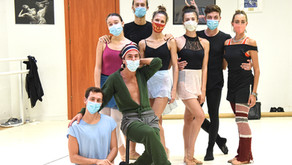Lyric Dance Company partecipa lunedì a 'Teatro di Città'