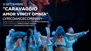 La danza riparte con... Caravaggio!