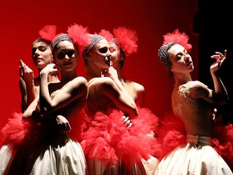 Sabato 8 febbraio a Volterra appuntamento con 'Piaf. Hymn à l'Amour. Coreografia di Alberto Canestro