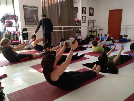 Corsi di pilates: prenota la tua lezione di prova