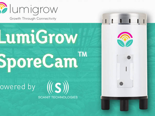 Announcing our Partnership with Lumigrow coupling Early Disease Detection with Smart Lighting