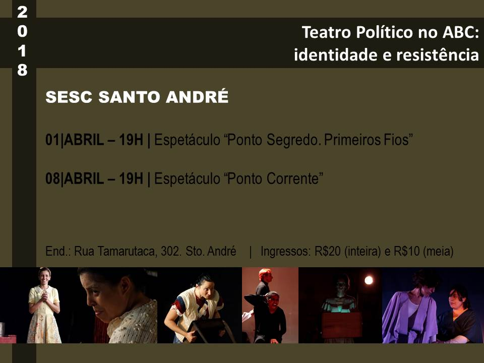 ABRIL - TEATRO POLÍTICO NO ABC