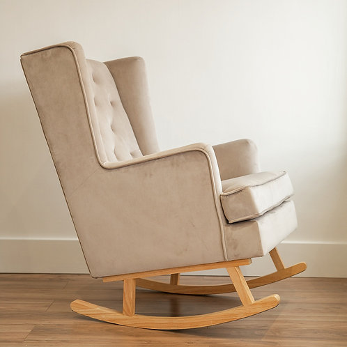 Convertible Nursing Chair