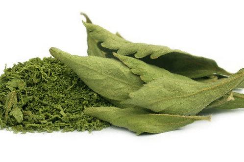 Stévia feuilles triturées 500kg à 750kg