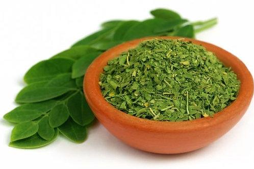 Moringa pur : feuilles triturées 50kg