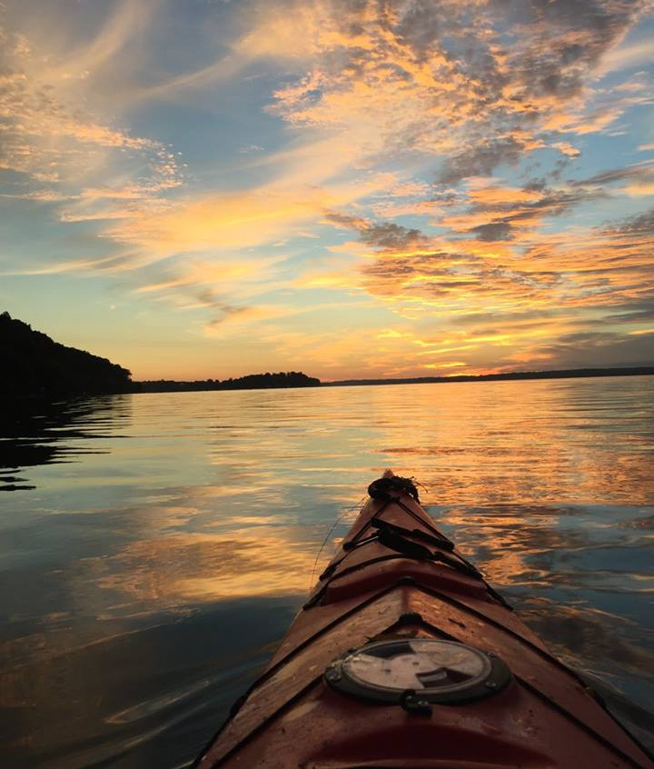 Kingston Kayak Sunrise