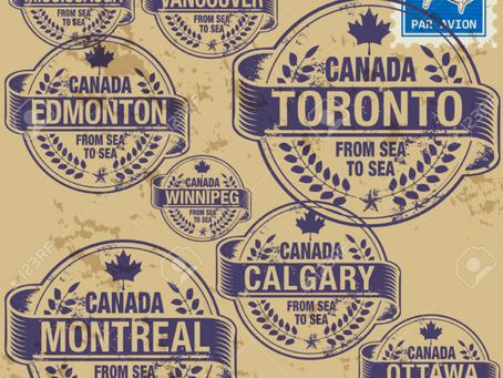 Visto de turismo canadense: 5 coisas que você precisa saber!