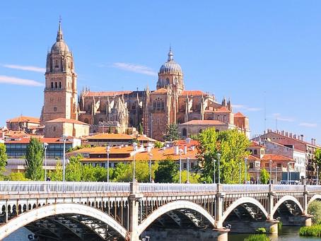Intercâmbio em Salamanca: uma cidade alegre, universitária e viva