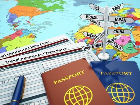 Seguro de viagem: nem pense em viajar sem ele!
