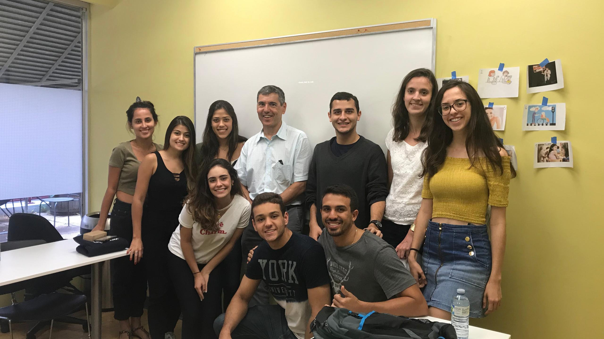 Palestra com Dr. Ricardo Brandão
