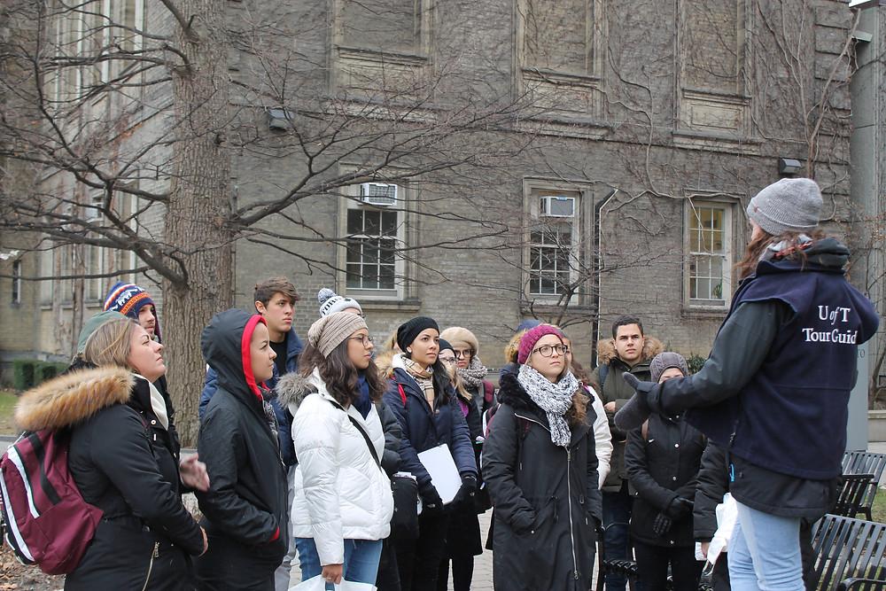 Visita técnica Universidade de Toronto