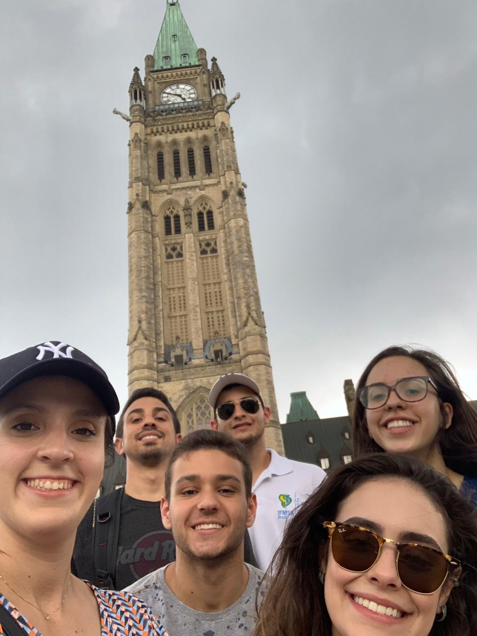 Viagem a Ottawa
