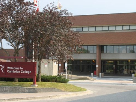 Cambrian College: seu novo endereço no Canadá