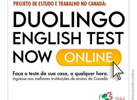 Teste Duolingo: garanta seu ingresso em instituições canadenses