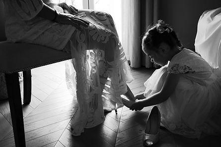 chaussure mariée