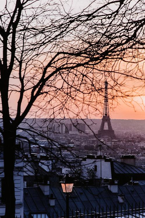 PARIS CREPUSCULE